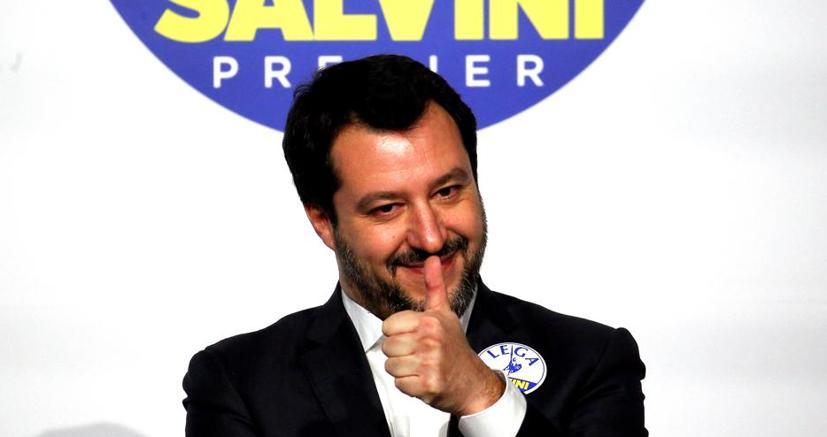 Salvini: avremo proposte per presidenti Camere. Berlusconi ...